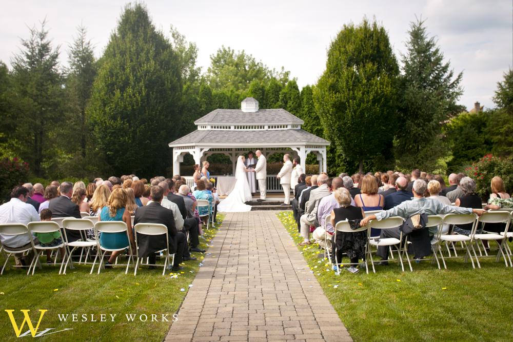 Lehigh Valley Outdoor Wedding Reception Sites