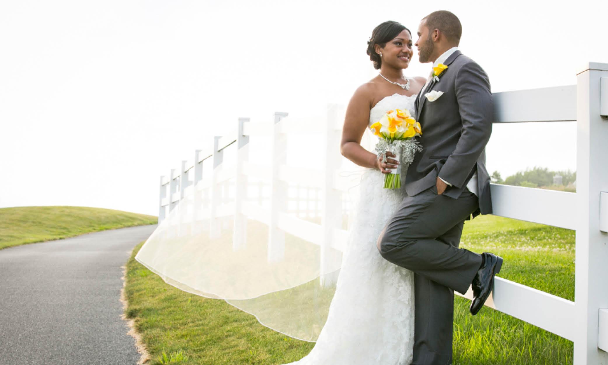 Wesley wedding