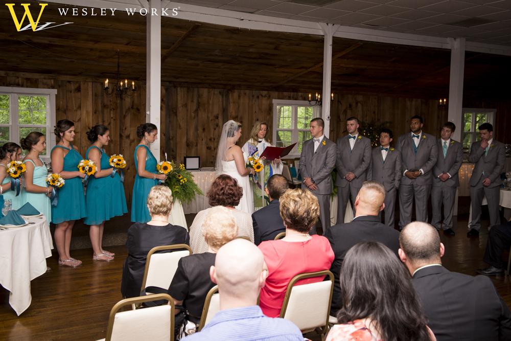 wedding reception venues saucon valley pa