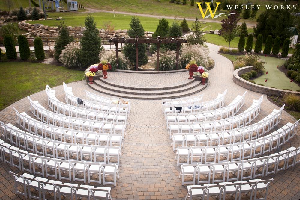 wedding ceremony site, lehigh valley wedding