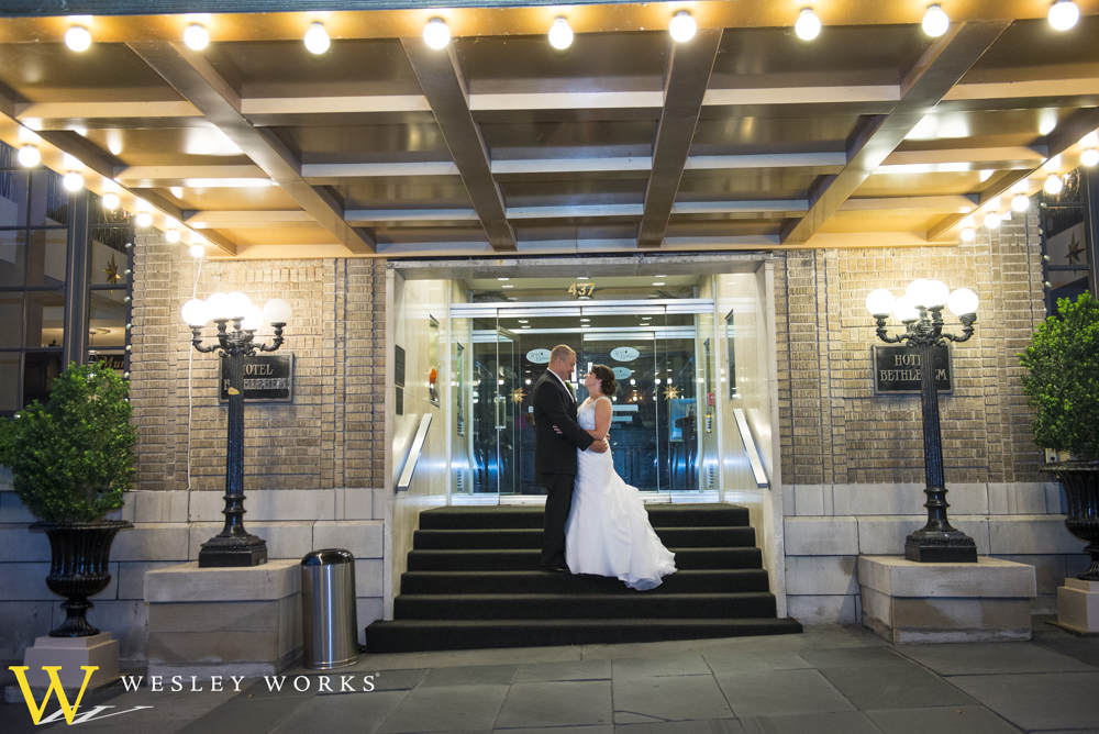 wedding venues in bethlehem pa
