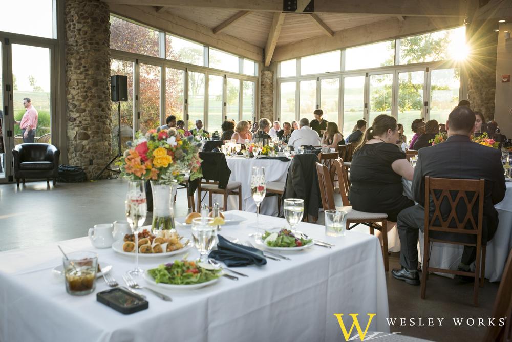 lehigh valley pa wedding reception