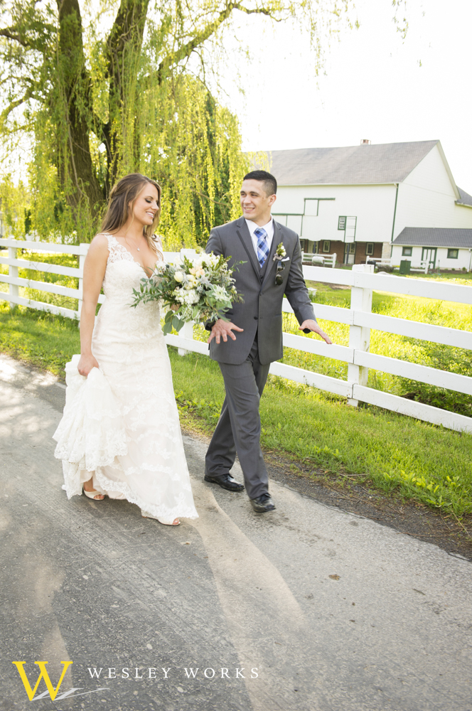 lehigh valley outdoor wedding venues
