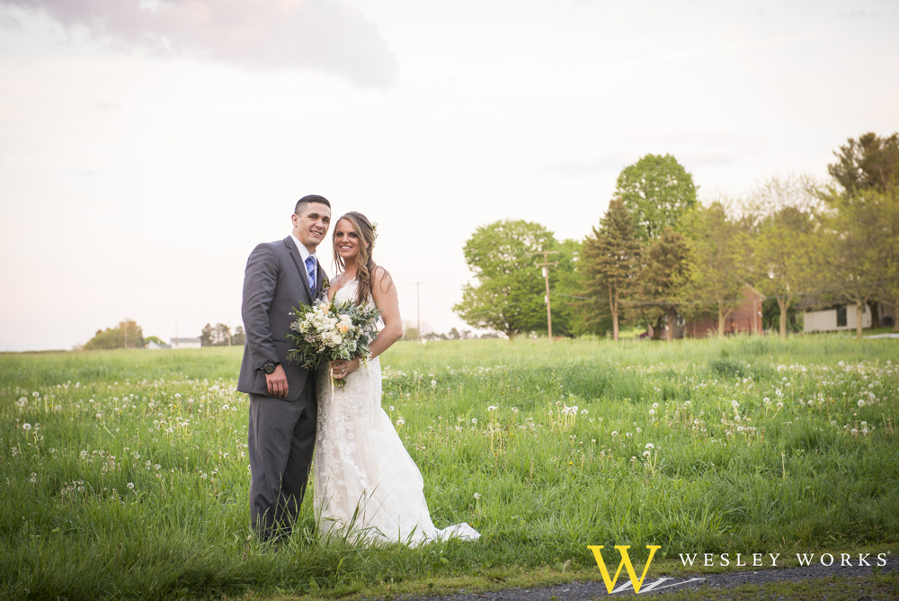 outdoor wedding venue lehigh valley