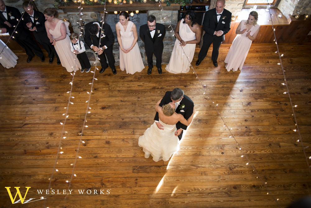 lehigh valley outdoor wedding reception
