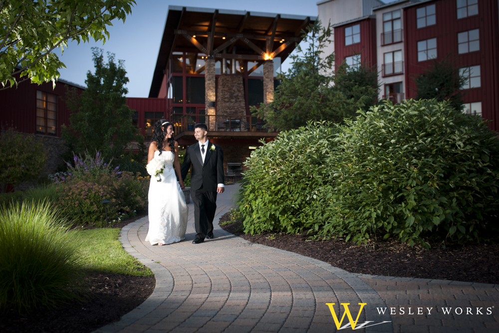 Bear Creek Mountain Resort Wedding Venue | Macungie, Wedding